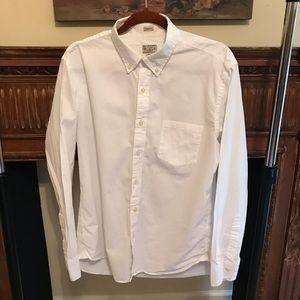 J Crew Quality Woven Shirt